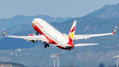 B-1587 - Boeing 737-8AL - Lucky Air