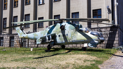 013 - Mil Mi-24D Hind D - Poland - Air Force