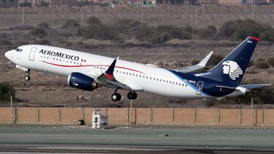 XA-MAK - Boeing 737-8 MAX - Aeroméxico