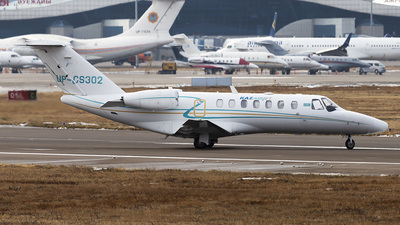 UP-CS302 - Cessna 525B CitationJet 3 - Kaz Air Jet