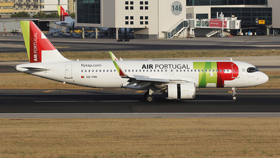 A picture of CSTVH - Airbus A320251N - TAP Air Portugal - © Bruno Sousa de Lima