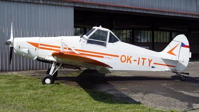 OK-ITY - Piper PA-25-235 Pawnee - Aero Club - Jaromer