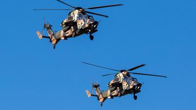 A38-022 - Eurocopter EC 665 Tiger - Australia - Army