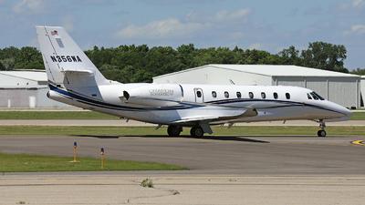 N356WA - Cessna 680 Citation Sovereign Plus - Private