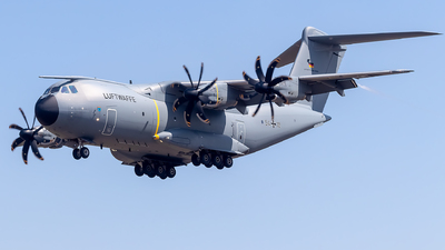 54-10 - Airbus A400M - Germany - Air Force