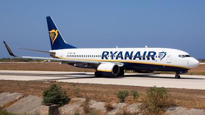 A picture of EIENW - Boeing 7378AS - Ryanair - © Kris Van Craenenbroeck