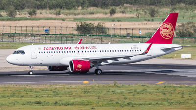 B-007X - Airbus A320-271N - Juneyao Airlines