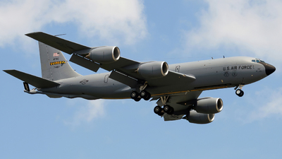 57-1487 - Boeing KC-135R Stratotanker - United States - US Air Force (USAF)