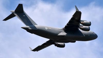 1229 - Boeing C-17A Globemaster III - United Arab Emirates - Air Force