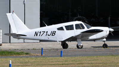 N171JB - Piper PA-28R-180 Cherokee Arrow - Private