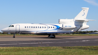 9H-TOO - Dassault Falcon 7X - Private