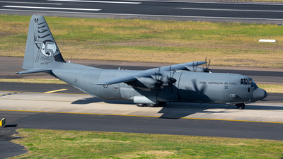 A picture of A97447 - Lockheed C130J Hercules -  - © Yiwen Song
