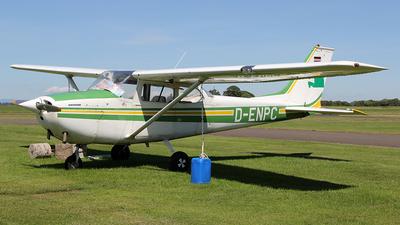 A picture of DENPC - Cessna F172H Skyhawk - [F1720600] - © Ian Howat