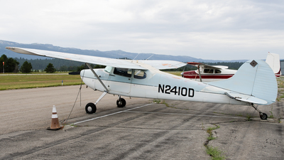 A picture of N2410D - Cessna 170B - [20562] - © SpotterPowwwiii