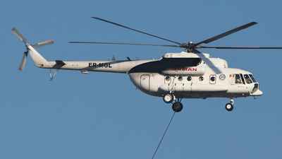 ER-MGL - Mil Mi-17 Hip - Turkey - Directorate of Forestry