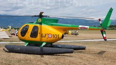 MM81059 - Breda Nardi NH-500MC - Italy - Guardia di Finanza