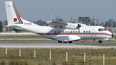 CN-AMG - CASA CN-235M-100 - Morocco - Air Force