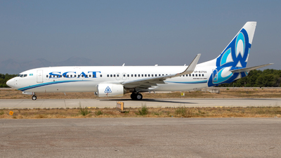 UP-B3730 - Boeing 737-82R - Scat Air Company