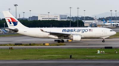 9M-MUA - Airbus A330-223F - MASkargo
