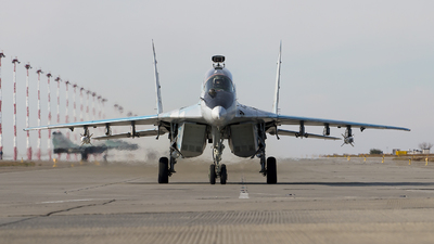 55 - Mikoyan-Gurevich MiG-29UB Fulcrum - Russia - Air Force