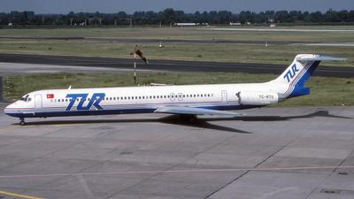 TC-RTU - McDonnell Douglas MD-83 - Tur
