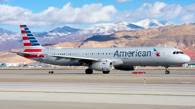A picture of N927UW - Airbus A321231 - American Airlines - © Michael Rodeback
