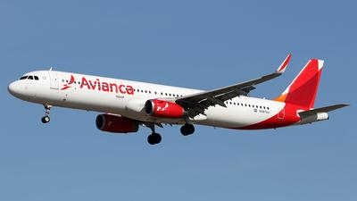 N697AV - Airbus A321-231 - Avianca Central America