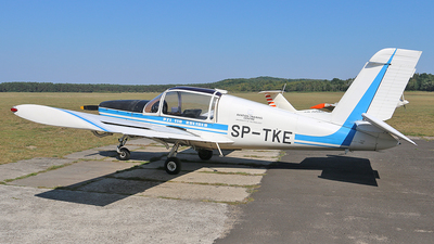 SP-TKE - PZL-Okecie 110 Koliber 150 - OKL - Aviation Training Centre of Rzeszow Technical University
