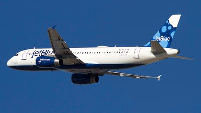 N636JB - Airbus A320-232 - jetBlue Airways