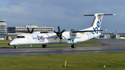 G-ECOP - Bombardier Dash 8-Q402 - Flybe