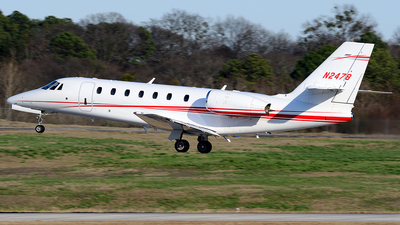 N2478 - Cessna 680 Citation Sovereign - Private