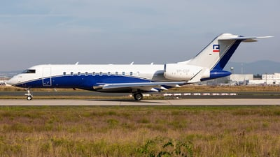 VP-CDP - Bombardier BD-700-1A11 Global 5000 - Private