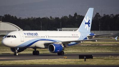 XA-JAV - Airbus A320-214 - Interjet