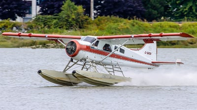 C-GACK - De Havilland Canada DHC-2 Mk.I Beaver - Private