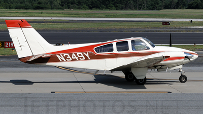 N349Y - Beechcraft 95-A55 Baron - Private