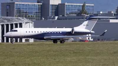 OE-LDR - Bombardier BD-700-1A10 Global 6000 - Private