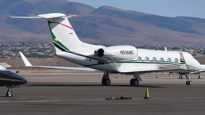 N516MC - Gulfstream G-IV - Private