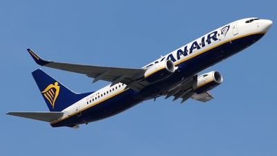 EI-GDZ - Boeing 737-8AS - Ryanair