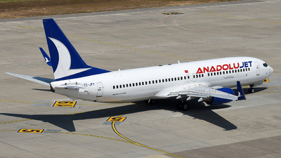A picture of TCJFY - Boeing 7378F2 - Turkish Airlines - © Arda Özenç Erdem