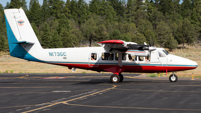 N173GC - De Havilland Canada DHC-6-300 Twin Otter - Grand Canyon Airlines