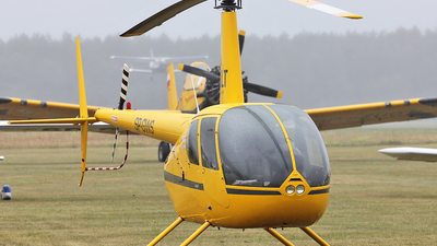 SP-GWS - Robinson R44 Raven II - Private
