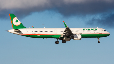 B-16213 - Airbus A321-211 - Eva Air
