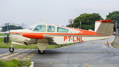 PT-LNL - Beechcraft V35B Bonanza - Private
