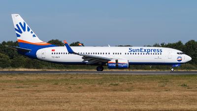 TC-SUY - Boeing 737-86N - SunExpress