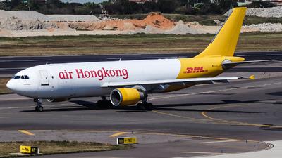 B-LDC - Airbus A300F4-605R - Air Hong Kong