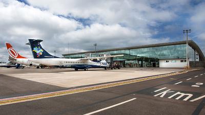 SBCA - Airport - Ramp