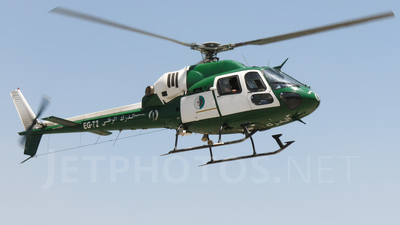 EG-72 - Eurocopter AS 355N Ecureuil 2 - Algeria - Air Force
