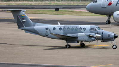 ARC101 - Beechcraft B300 King Air 350i - Colombia - Navy