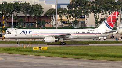 A picture of N754CX - Boeing 7572Y0(C) - Air Transport International - © Mustafa Sandikci