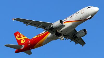 B-LPF - Airbus A320-214 - Hong Kong Express
